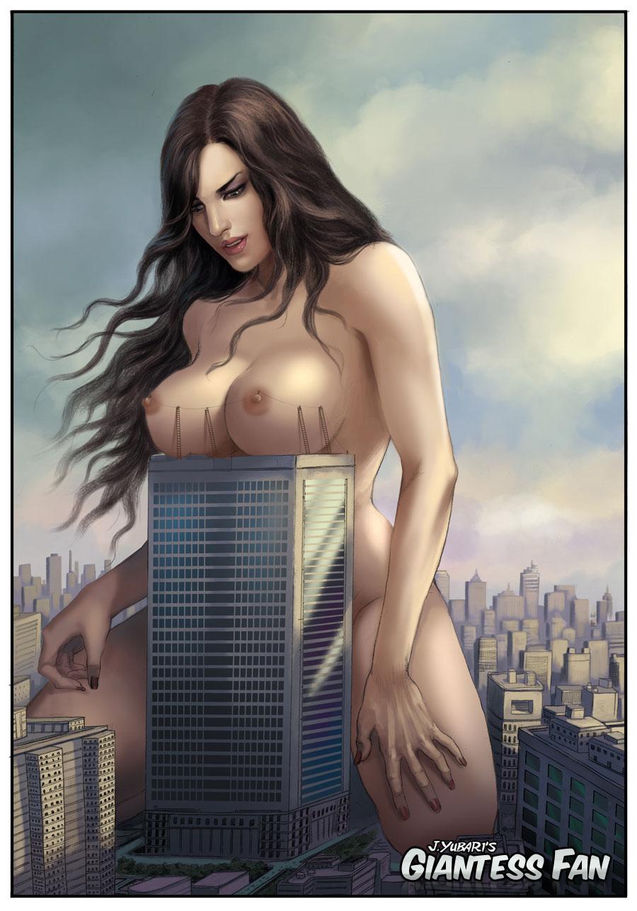 Голом виде голые девушки гиганты