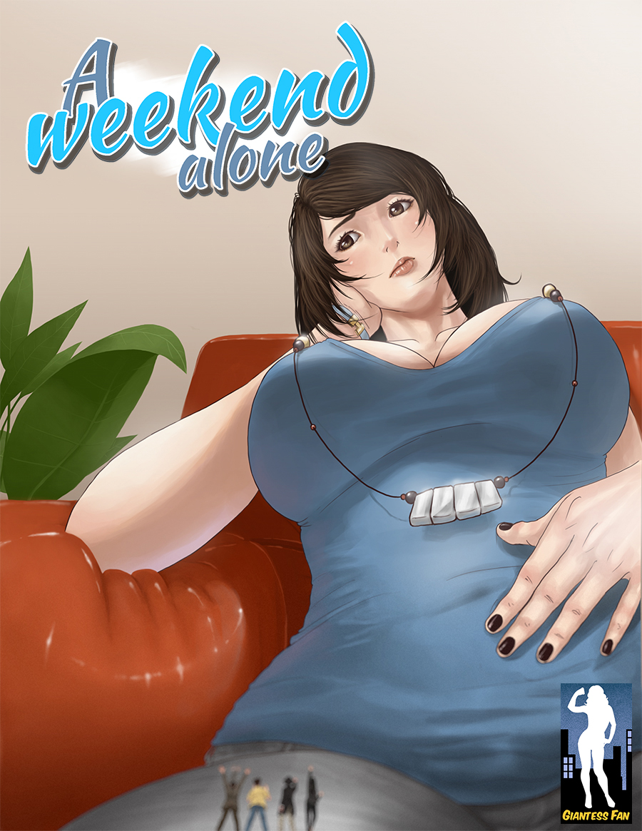 shrunken man comic - A Weekend Alone 3