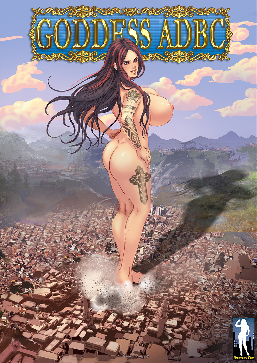 giantess bitch comic book